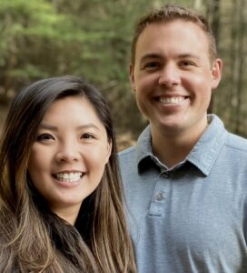 Owners, Robert and Hien Coffman keeping Portland Squeegee Clean since 2016